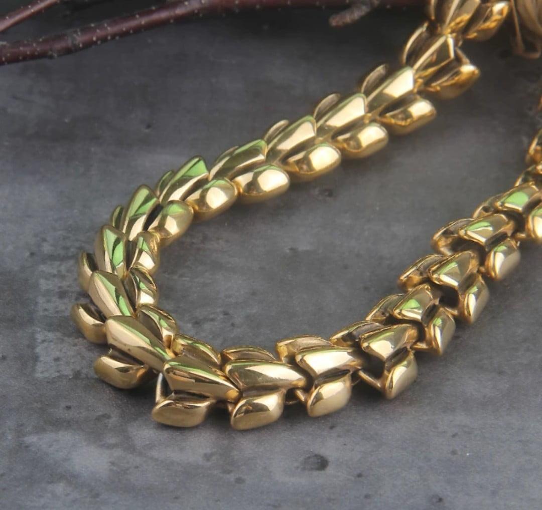 Vikings Belíssimo colar Dragon em aço inoxidável  316l uma joia pra vida toda