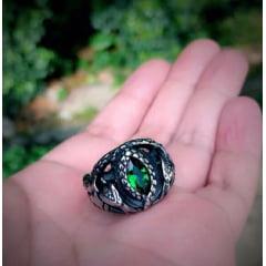 Anel masculino  Barahir Aragorn senhor dos anéis/ Aço Inoxidável 316L alta qualidade
