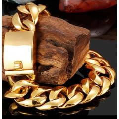 Bracelete elegante em aço inoxidável 316L alta qualidade