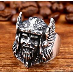 Anel masculino/joias Nórdicas/vikings em aço inoxidável 319L alta qualidade